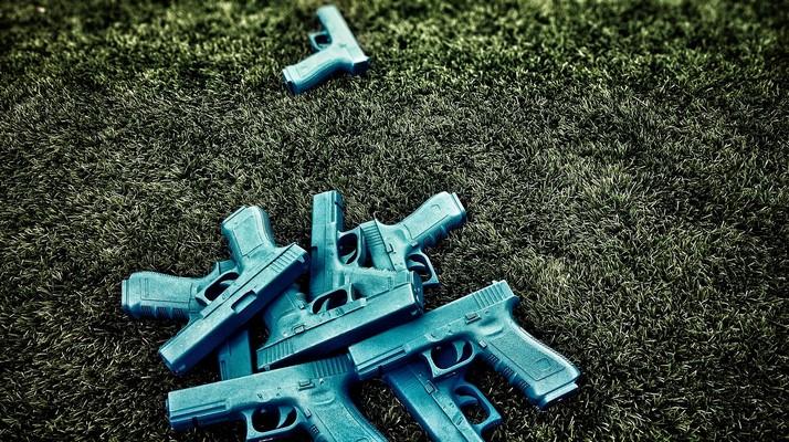 Training pistols