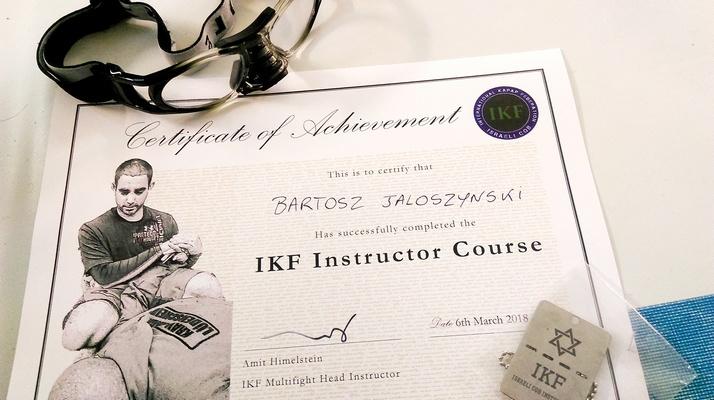 IKF CQB Diploma