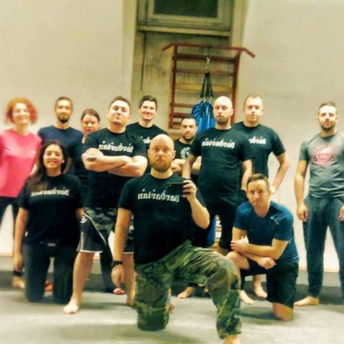 Team Barbarian 2018